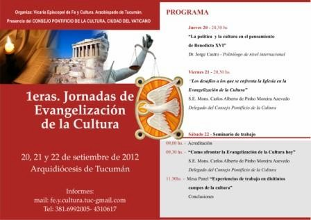 Diocesan Day for Evangelisation of Culture